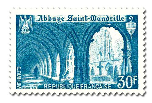 Abbaye de Sainte - Wandrille