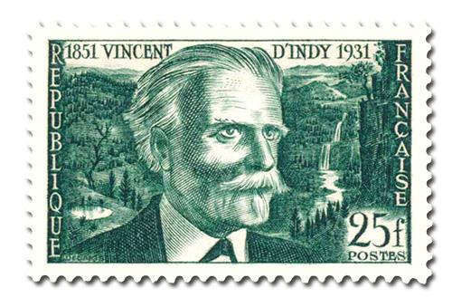 Vincent D'Indy (1851 - 1931)