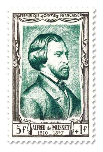 Alfred de Musset (1910 - 1857)
