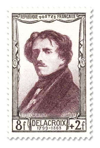 Eugène Delacroix (1799 - 1893)