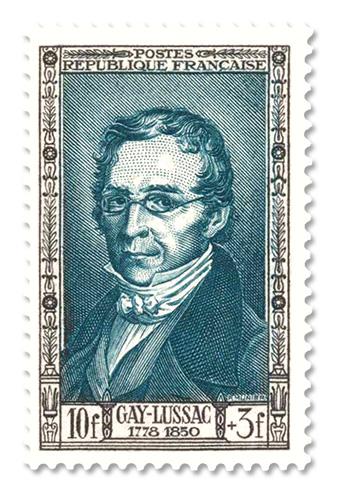 Gay-Lussac (1778 - 1850)