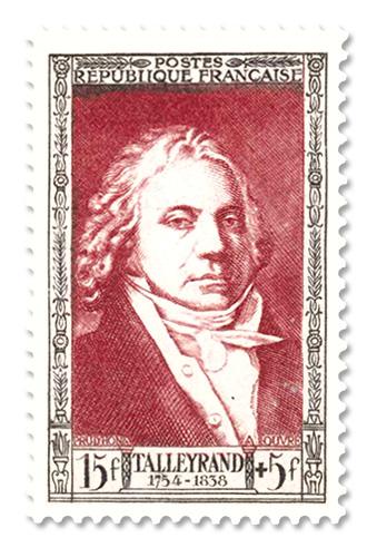 Charles-Maurice de Talleyrand-Périgord (1754 - 1838)