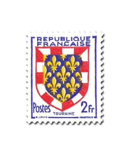 Armoiries de Provinces (Touraine)