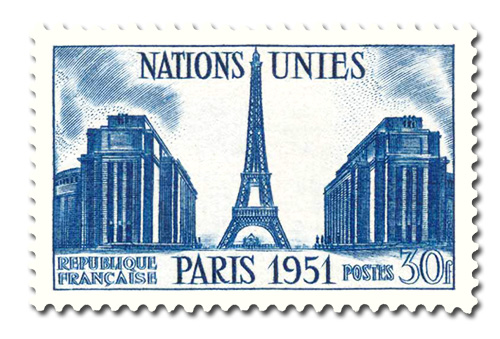 Nations Unies à Paris