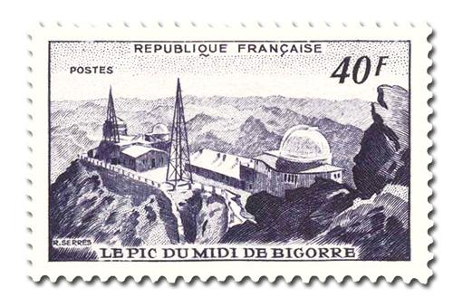 Observatoire du Pic du Midi à Bigorre