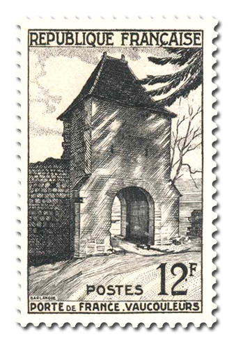 Vaucouleurs  - Porte de France