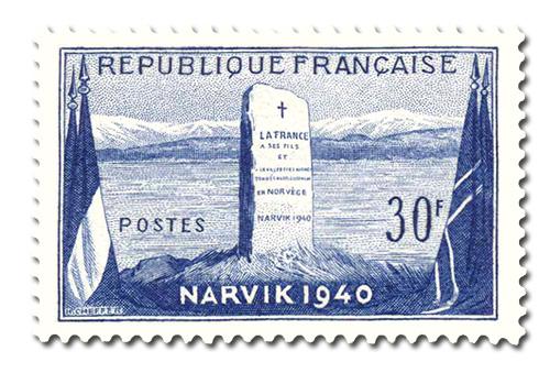 Bataille de Narvik ( Norvège)
