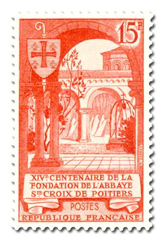 Abbaye Sainte-Croix de Poitiers