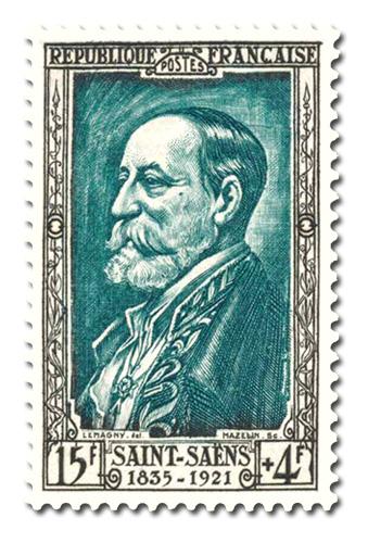 Camille Saint- Saëns (1835 - 1921)