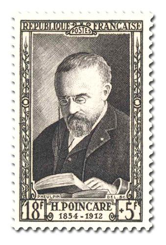 Henri Poincaré (1834 - 1912)