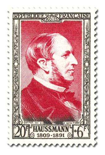 Baron Haussmann (1809 - 1891)