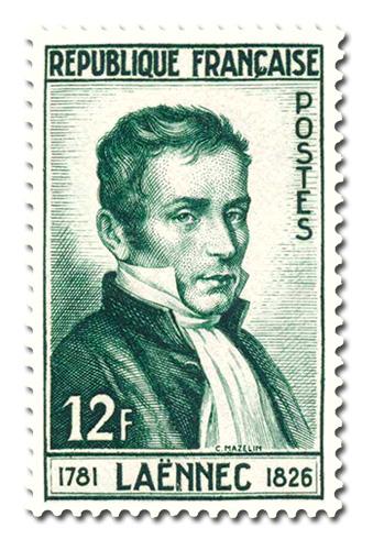 Docteur René Laennec (1781 - 1826)