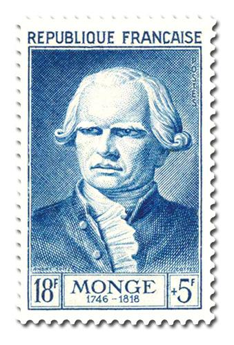 Gaspard Monge Comte de Péluse (1746 - 1818)