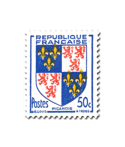 Armoiries de provinces (Picardie)
