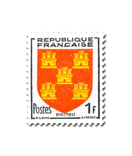 Armoiries de provinces (Poitou)
