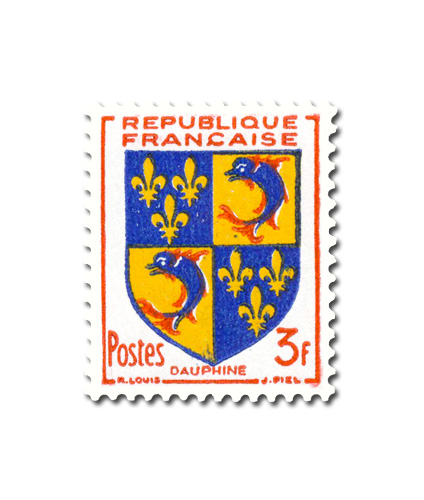 Armoiries de provinces (Dauphiné)