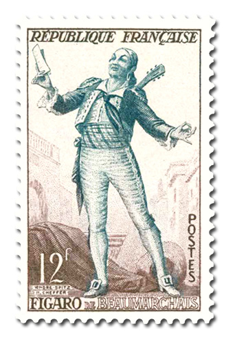 Théâtre français  - Figaro