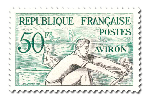 Jeux Olympiques d'Helsinki en 1952