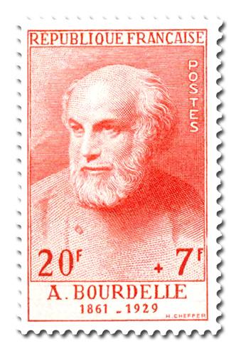 Antoine Bourdelle (1861 - 1927)