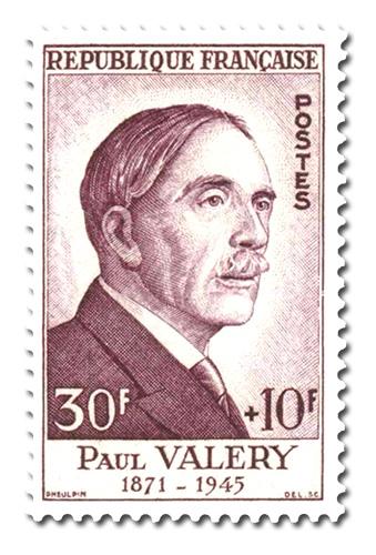 Paul Valéry (1871 - 1945)