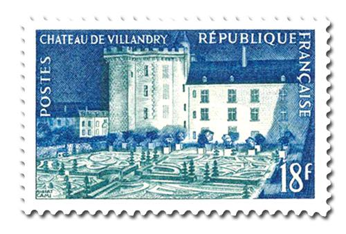 Château de Villandry  (Touraine)