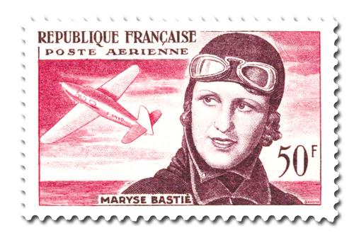 Maryse Bastié (1898 - 1952)