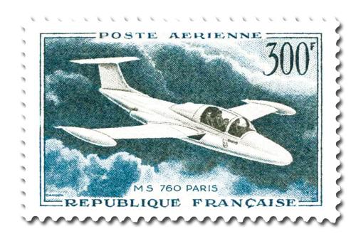 Morane-Saulnier 760 Paris
