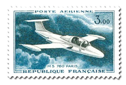 Maurane-Saulnier 760 Paris