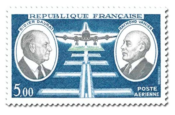 Didier Daurat (1891-1969)  -  Raymond Vanier (1895-1965)