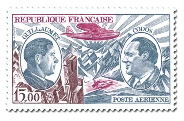 Henri Guillaumet  (1902-1940) et Paul Codos (1896-1960)