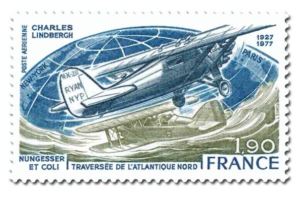 Traversée de l'Atlantique Nord - Cinquantenaire