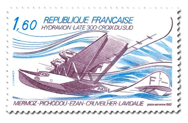 Hydravion Laté 300  - (Croix du Sud)