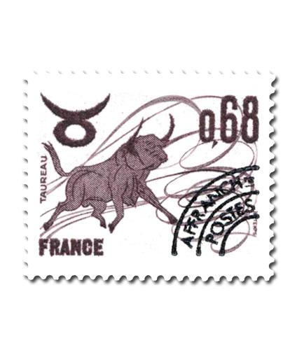 Signes du Zodiaque   -  Taureau.