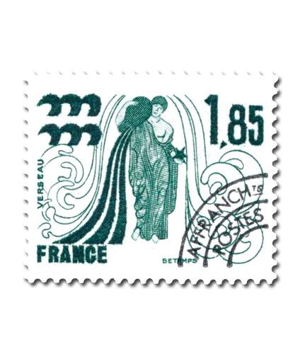 Signes du Zodiaque   -  Verseau.