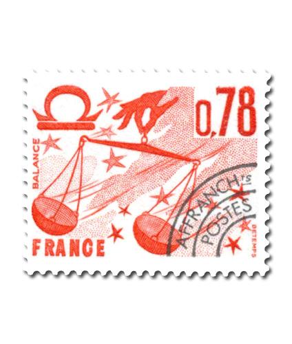 Signes du Zodiaque   -  Balance.