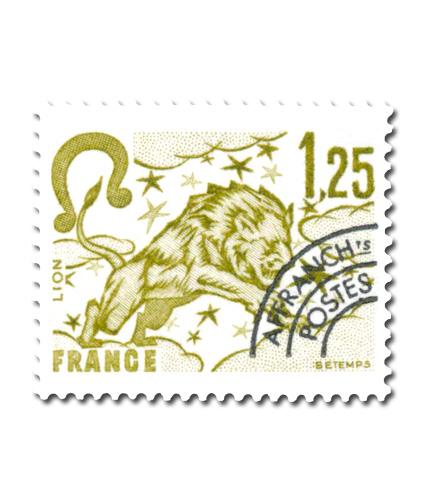 Signes du Zodiaque   -  Lion.