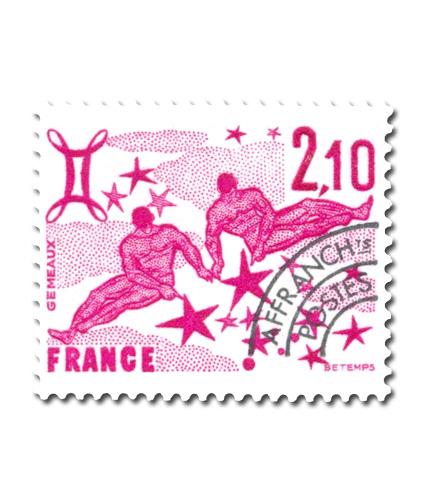 Signes du Zodiaque   -  Gémeaux