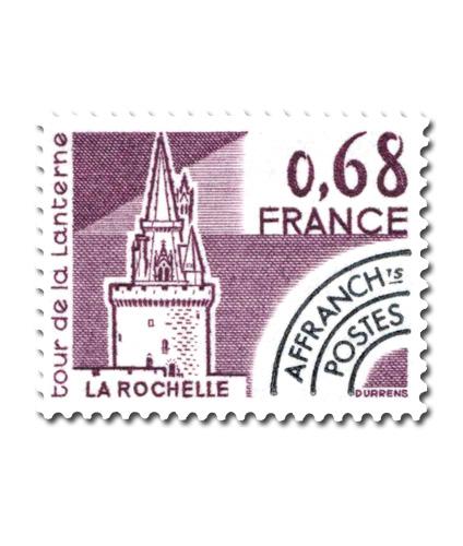 Monuments historiques  - Tour de la Lanterne à la Rochelle.