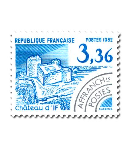 Monuments historiques  -  Château d'If - Marseille