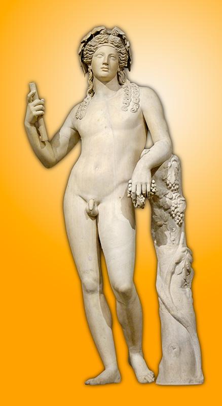 Dionysios dieu du vin et de l inspiration Dionysios ca3f9d2677e