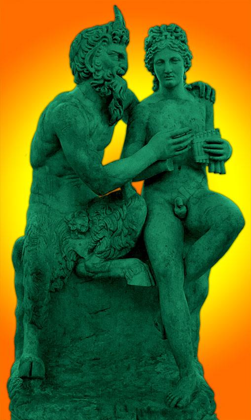 Pan Mythologie Grecque Et Mythes Grec