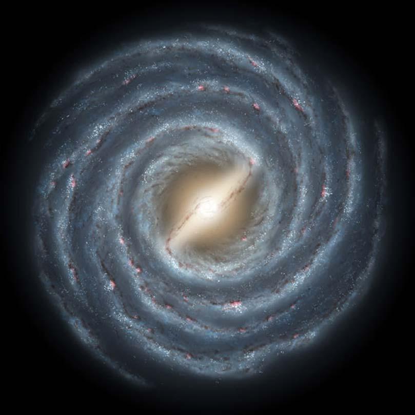 galaxie spirale barree