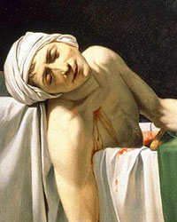 Assassinat de Marat