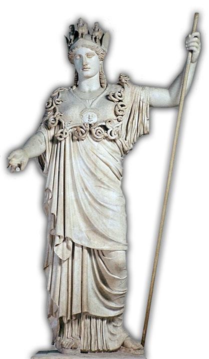 Les dieux grecs et leurs attributs